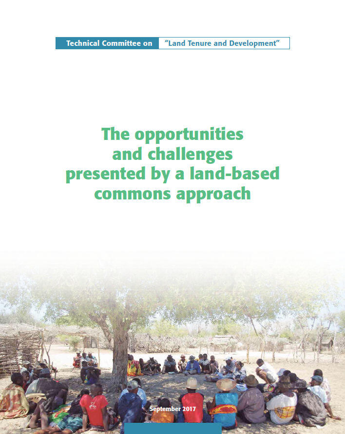 Land-based-commons-approach
